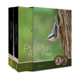 Ptaki Polski Tom 1 I 2 +CD