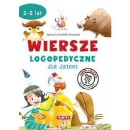 Wiersze logopedyczne dla dzieci 3-5 lat