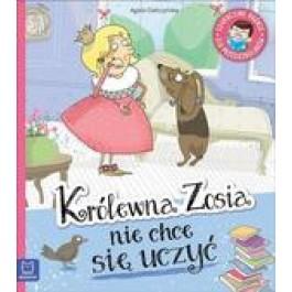 Królewna Zosia nie chce się uczyć. Edukacyjne baśnie dla przedszkolaków