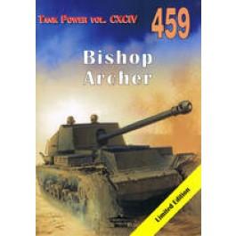 Bishop Archer Tank Power vol. CXCIV 459