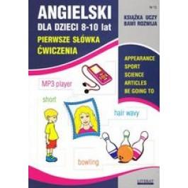 Angielski dla dzieci 8-10 lat. Zeszyt 13 (wyd. 2018)