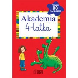 Akademia 4-latka (Wyd. 2011 dodruk)