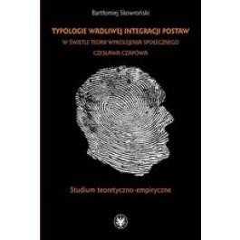 Typologie wadliwej integracji postaw w świetle teorii wykolejenia społecznego Czesława Czapówa Studium teoretyczno - empiryczne
