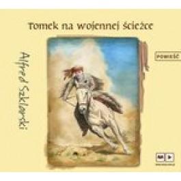 Tomek na wojennej ścieżce (audiobook)