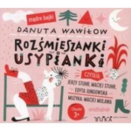 Rozśmieszanki Usypianki (audiobook)