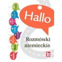 Hallo. Rozmówki niemieckie