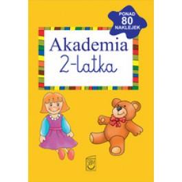 Akademia 2-latka (dodruk 2014)