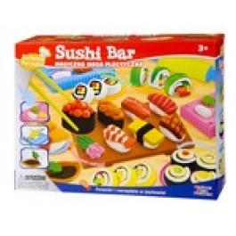 Masa plastyczna - warsztat sushi mastera