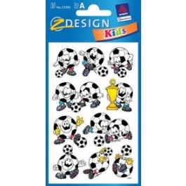 Naklejki papierowe - football 1