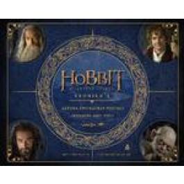 Hobbit: Niezwykła podróż. Kronika 2 - Sztuka tworzenia postaci
