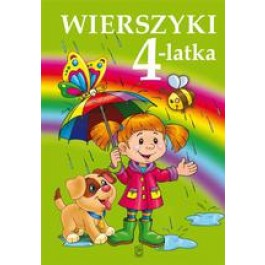 Wierszyki 4-latka (dodruk 2014)