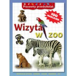 Pracowity przedszkolak. Wizyta w zoo