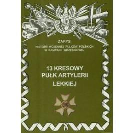13 Kresowy Pułk Artylerii Lekkiej