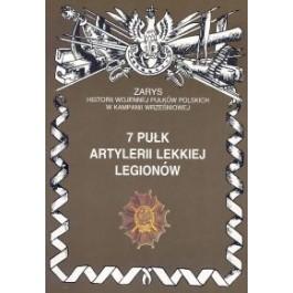 7 Pułk Artylerii Lekkiej Legionów