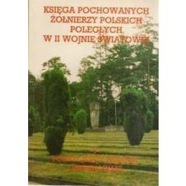 Księga pochowanych żołnierzy polskich poległych w II wojnie światowej, tom V