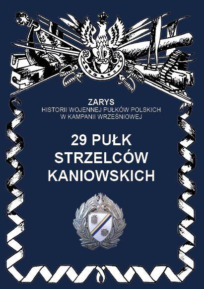 29 Pułk Strzelców Kaniowskich