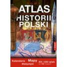 Atlas Historii Polski. Mapy kalendaria, statystyki.