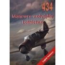Manewry wołyńskie. Lotnictwo 434