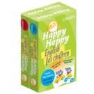 Happy Hoppy fiszki dla dzieci - pakiet angielski