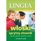 Włosko-polski i polsko-włoski sprytny słownik