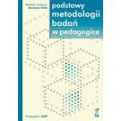 Podstawy metodologii badań w pedagogice (druk cyfrowy)