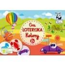 Kapitan Nauka - Gra Loteryjka Kolory 2+