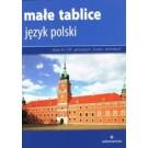 Małe tablice Język polski (wyd. 2017)