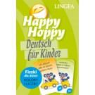 Happy Hoppy fiszki dla dzieci. Niemiecki cz. 2 - Kolory i liczby