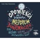 Opowieści na dobranoc dla młodych buntowniczek (audiobook)