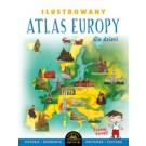 Ilustrowany Atlas Europy dla dzieci