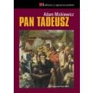 Pan Tadeusz. Lektura z opracowaniem (oprawa twarda)