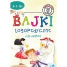 Bajki logopedyczne dla dzieci 3-5 lat