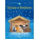 Dzisiaj w Betlejem (książka rozkładanka)