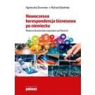 Nowoczesna korespondencja biznesowa po niemiecku. Moderne Businesskorrespondenz auf Deutsch (wyd. 2017)
