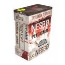 Pakiet Jo Nesbo 1. Trylogia z Oslo: Czerwone gardło / Trzeci klucz / Pentagram