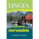 Rozmówki norweskie ze słownikiem i gramatyką (wyd. 2018)