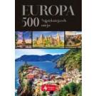 Europa 500 najpiękniejszych miejsc (wersja exclusive)