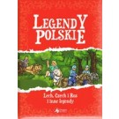 Legendy polskie Lech, Chech i Rus i inne legendy