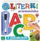 Literki przedszkolaka 5-6 lat, seria z pisakiem. Piszę, czytam i zmazuję