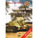 TK-3/TKS (20 MM) TKD/TKS-D Tank Power vol. CLXXXIX 451