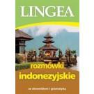 Rozmówki indonezyjskie ze słownikiem i gramatyką