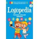 """Logopedia. Ćwiczenia i wierszyki z głoskami """"ś"""", """"ć"""", """"ź"""", """"dź"""" oraz """"s"""", """"c"""", """"z"""", """"dz"""""""