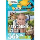 Przygodnik 2018/2019. 365 dni w poszukiwaniu zwierząt z Nelą