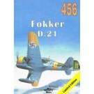 Fokker d. 21 456