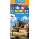 Powiat Zgorzelecki 1:75 000 Plan miasta Zgorzelec Skala 1:11 000