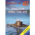 PZInż 130 PZInż 140/4TP  Tank Power vol. CXCII 457