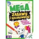 Megazabawy i kolorowanki. Zeszyt 1