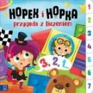 Hopek i Hopka przygoda z liczeniem. Interaktywna książeczka dla dzieci