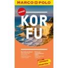 Korfu Przewodnik z mapą w etui Marco Polo