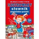 Ilustrowany Słownik Angielsko - Polski + CD